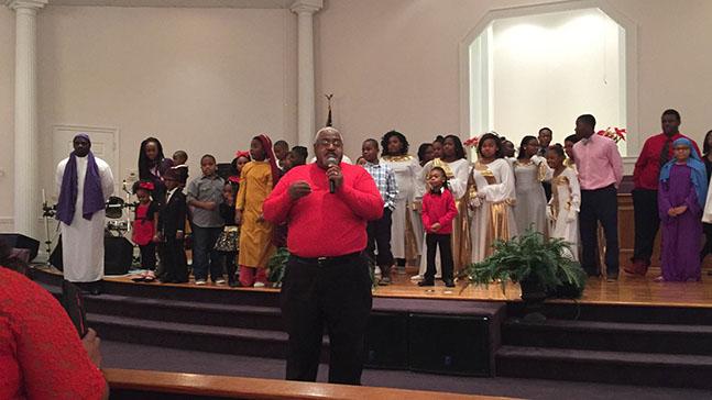 Evergreen Baptist ChurchAnnouncements